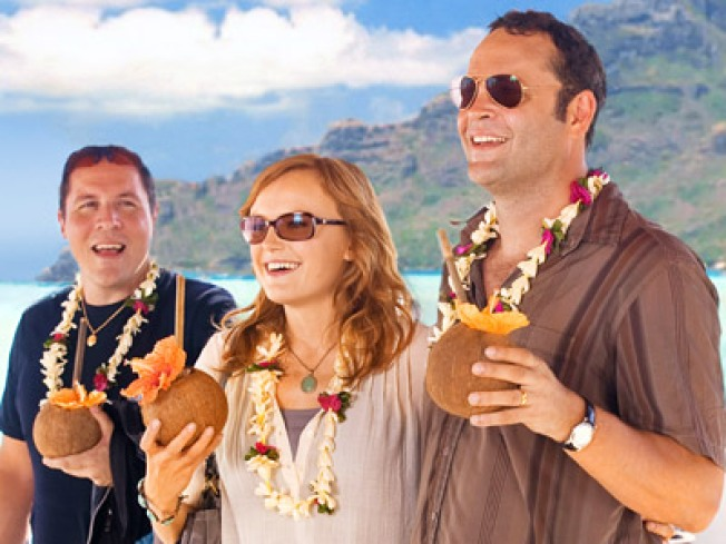 Fans Check In For 'Couples Retreat' With $35.3M