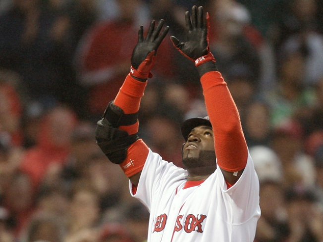 Big Papi. It's Time to Part Ways