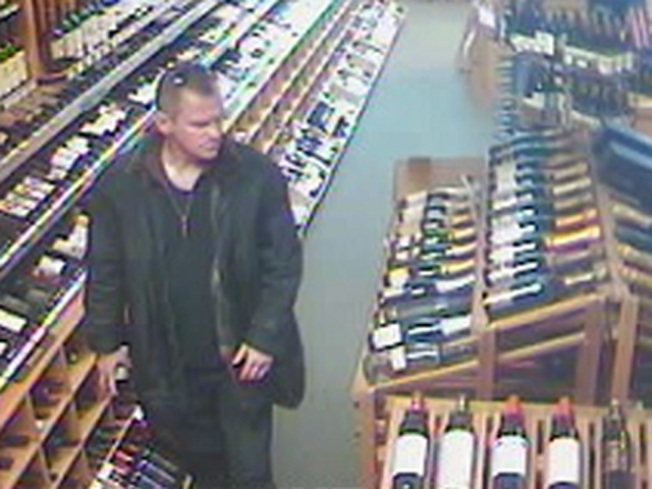 Wine Thief Steals Valuable Vino