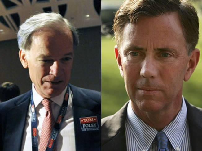 Foley, Lamont Lead Governor Poll