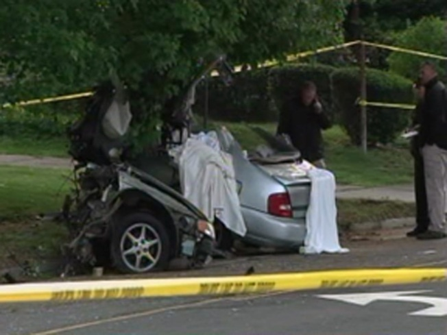 Police Release Victims' Names in Fatal Hartford Car Crash