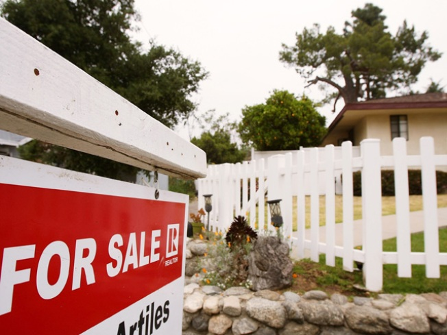Home Sales Decreased in 2010