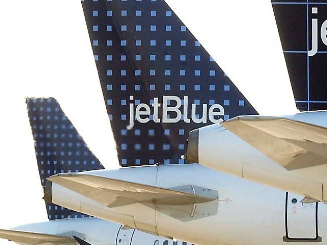 JetBlue Enters Connecticut Airspace