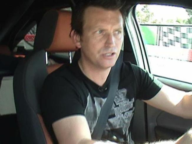 A-Listers Take Turns With Driving Instructor