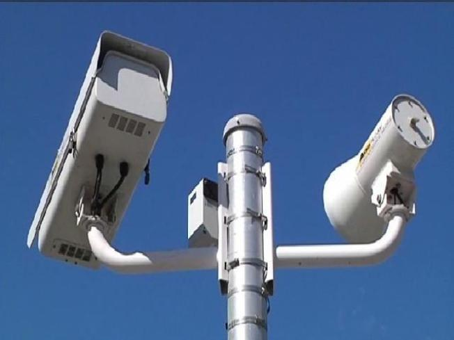 Lawmakers Consider Traffic Light Cameras Again