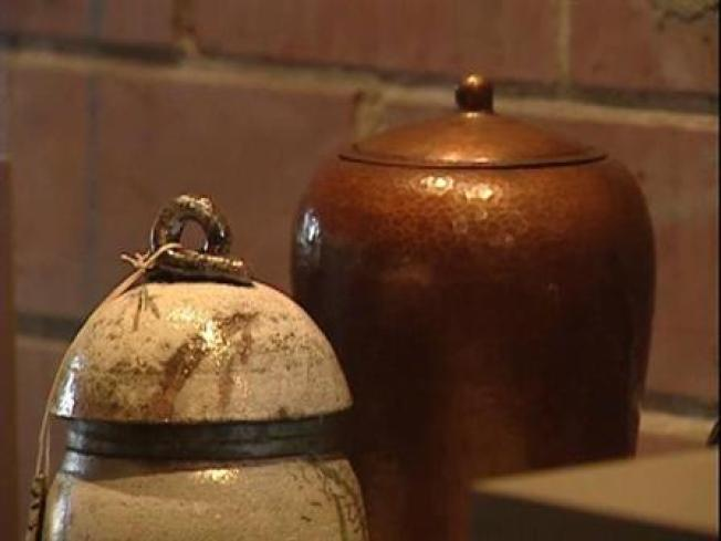 Church to Families: Move Your Burial Urns
