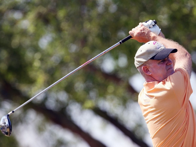 Losing Leg Won't Keep Golfer From Playing
