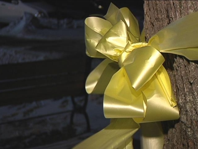 Five Yellow Ribbons and a Lot of Controversy