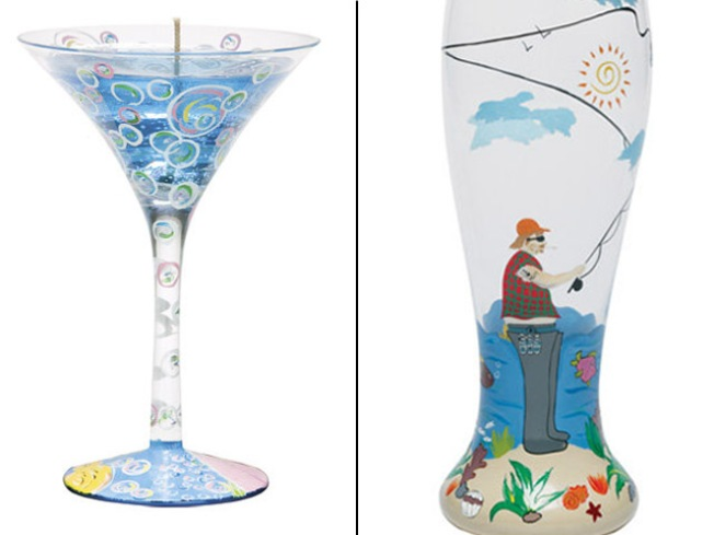 Meet the Woman Who Made Cocktail Glasses Pretty