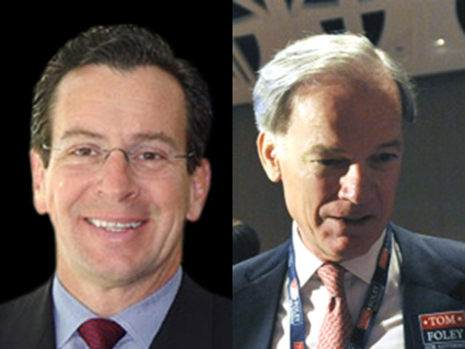 Foley Leads Malloy in NY Times, CBS, YouGov Online Poll