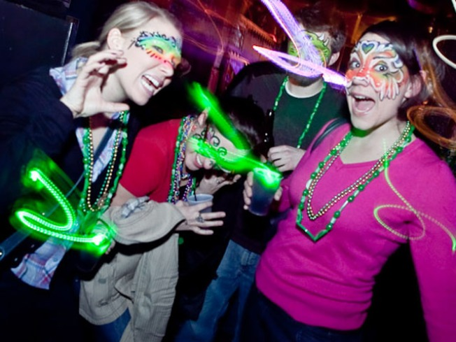 Party Like It's Mardis Gras