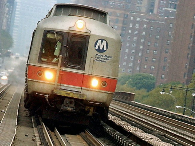 Cold Stop for Metro-North New Haven Line Trains