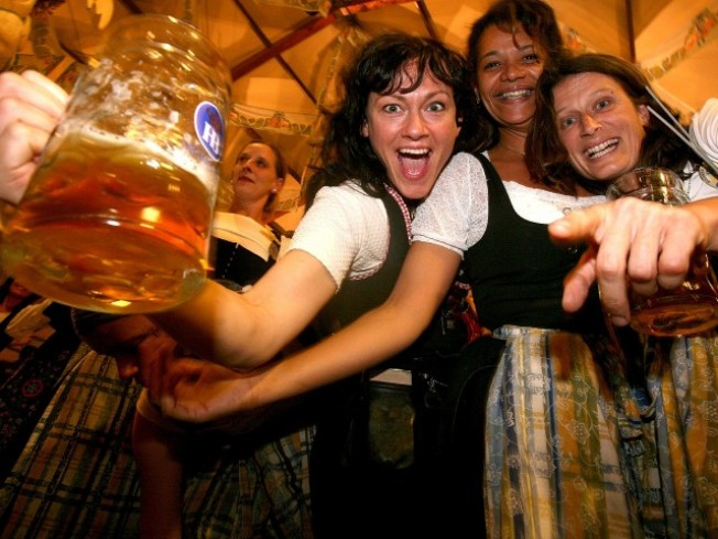 9/17: German Beer and Irish Music