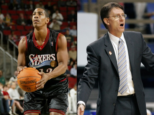 NBA Player, former Huskies, Fill UConn Coaching Positions