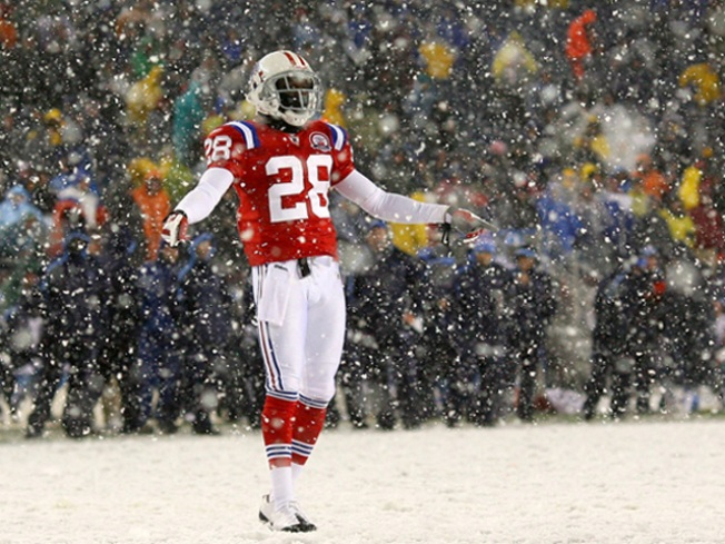 Image result for darius butler snow patriots
