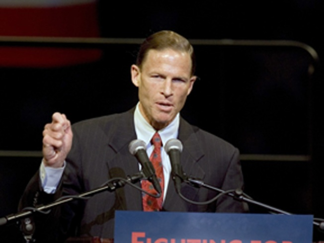 Blumenthal Undecided on Whether He'll Seek Obama's Help