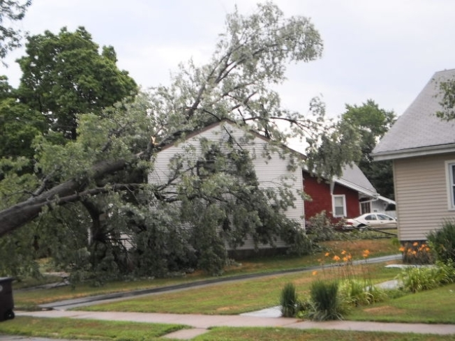 Now Come Insurance Claims for Tornado Cleanup