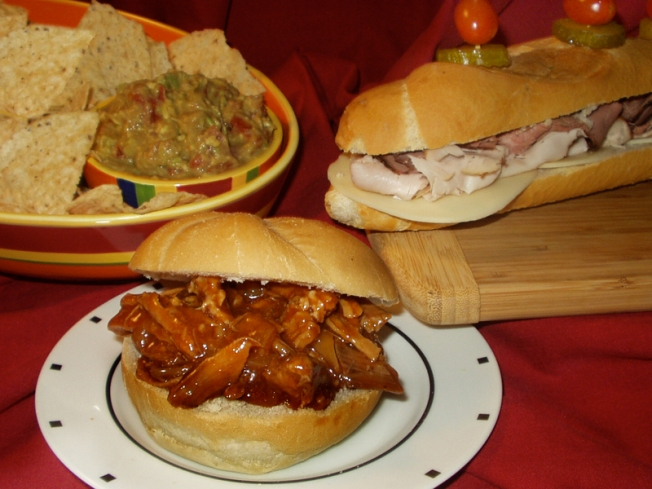Indiana Style Crispy Pork Sandwich with Fried Cabbage