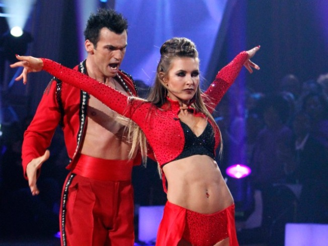 "Tony Dovolani: Audrina Was My Favorite ""Dancing"" Partner"