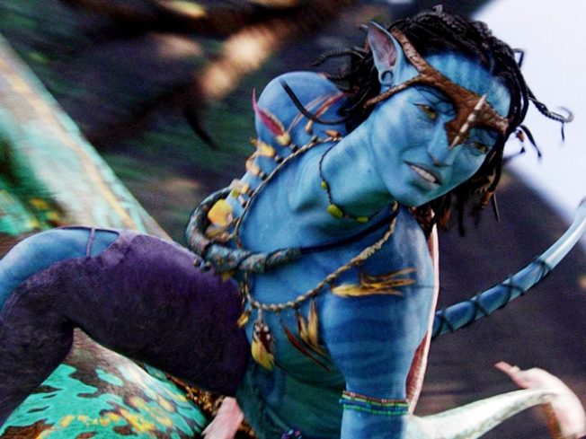 ''Avatar'' Like You've Never Seen It, in IMAX