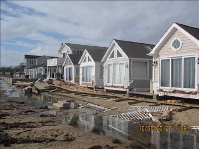 200 Old Lyme Homes Inhabitable After Sandy
