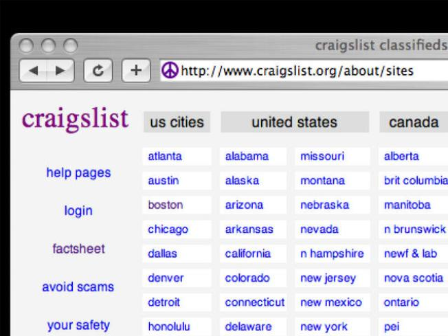 Craigslist cities missouri