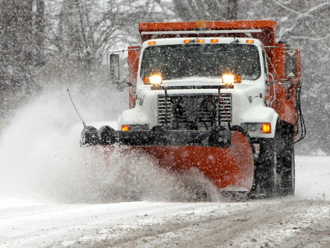 Snow, Ice Will Cause Mess Statewide