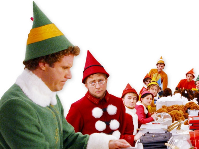 12/13: Mad Elves, Football and Lights as Far as Your Eye Can See
