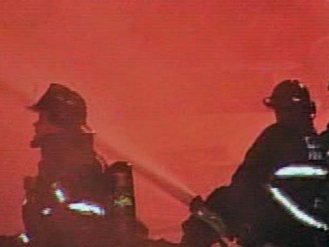 Firefighter's Teenage Son Rescues Aunt, 3 Pets From Blaze