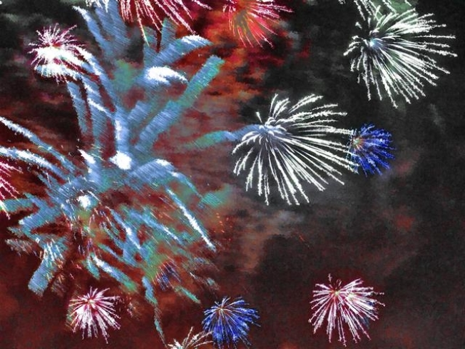 Fireworks Fight Turns to Facebook