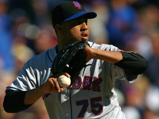 Mets' Rodriguez Arrested for Assault on Father-in-Law