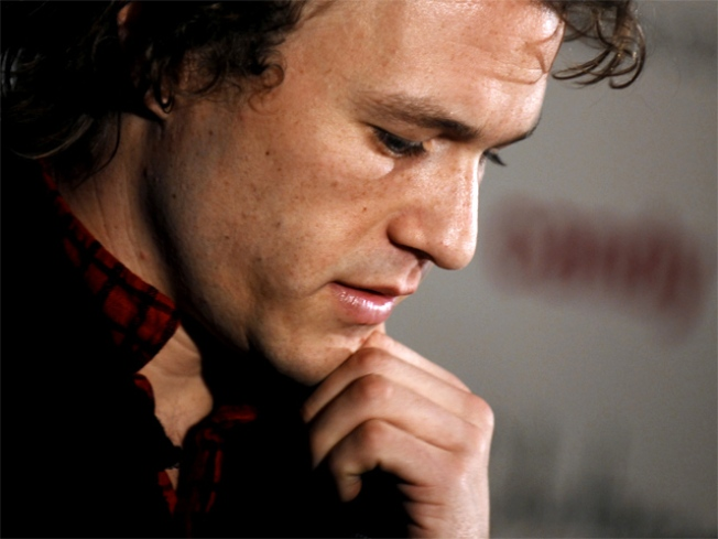 Heath Ledger's Final Film Premieres In London