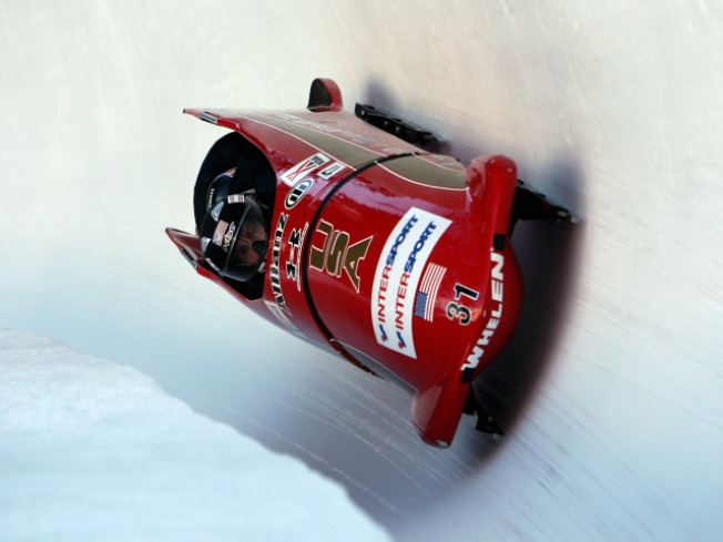 Bobsledding: Adrenaline-Junkies Only