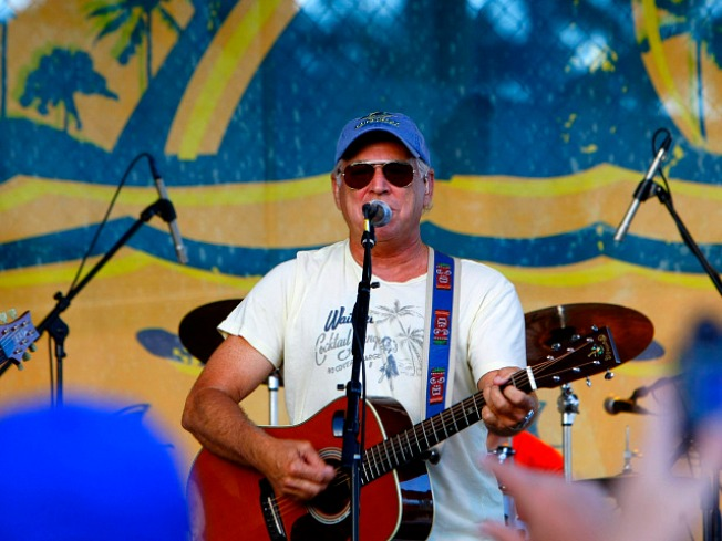 "Jimmy Buffett Presses on with ""Margaritaville,"" Despite Oil on the Shore"