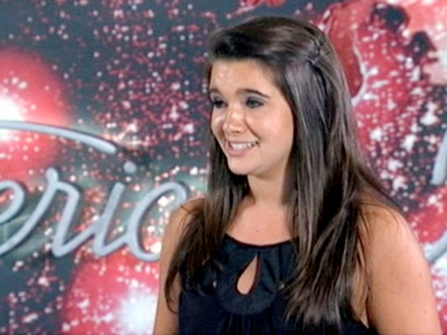 "Katie Stevens Continues With ""Idol"" Dreams"