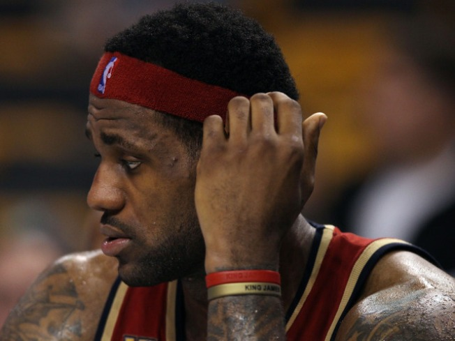 "Cavaliers Owner Rips LeBron's Decision as ""cowardly betrayal"""