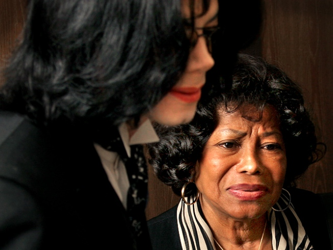 "Katherine Jackson Not Being Snubbed From ""This Is It"" Film Premiere"