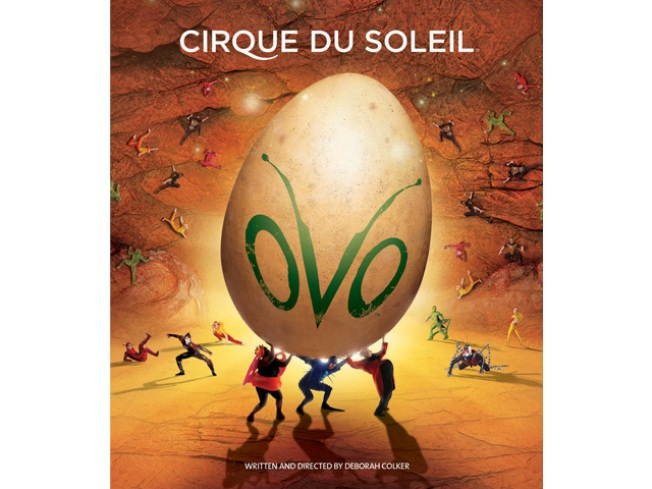 Bug Out: Cirque du Soleil Coming To Hartford