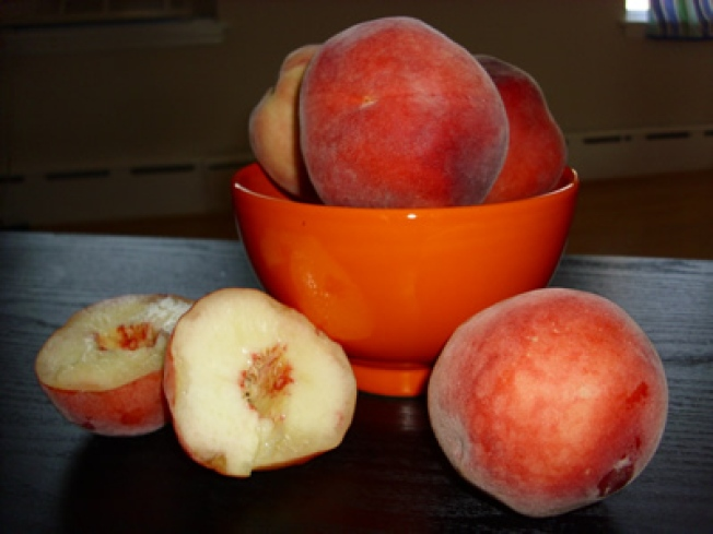 Roasted Peach Buttermilk Ice Cream Recipes — Dishmaps