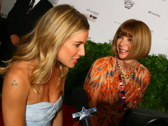 Anna Wintour: Red Carpets, In. Runways, Out.