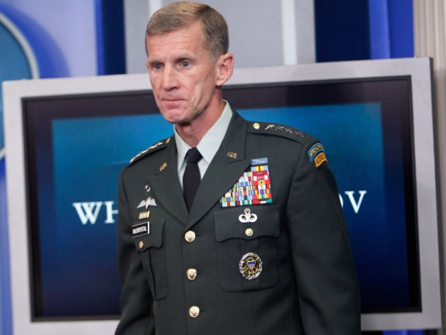 Gen. McChrystal to Teach at Yale