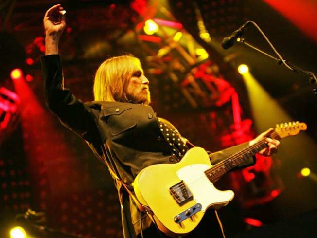 Heartbreaker: Tom Petty Offers $7,500 Reward for Five Stolen Guitars