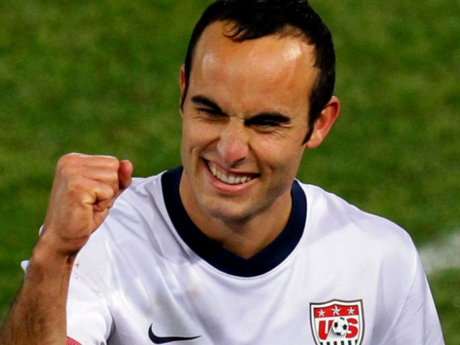 No Love Child for Landon Donovan