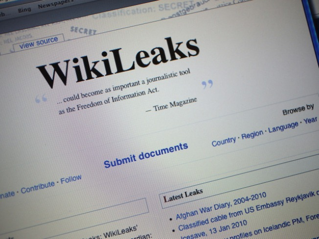 Lieberman: WikiLeaks Put Lives at Risk, But Isn't a Terrorist