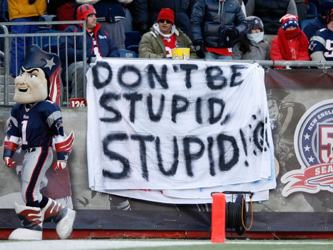 Rowdy Patriots Fans Post Record Number of Arrests
