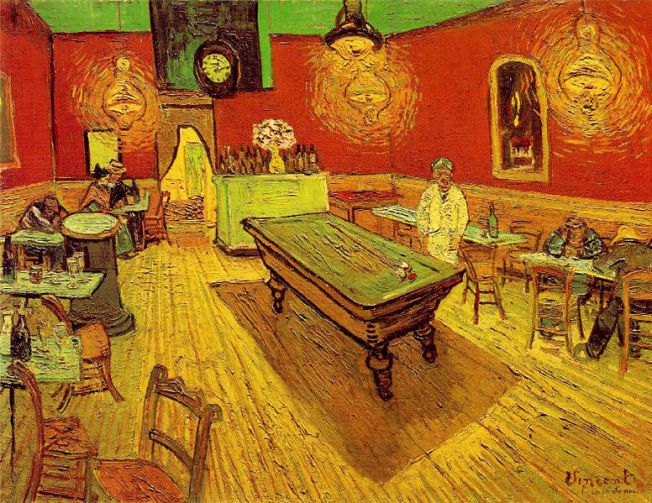 Yale: Hands Off the Van Gogh