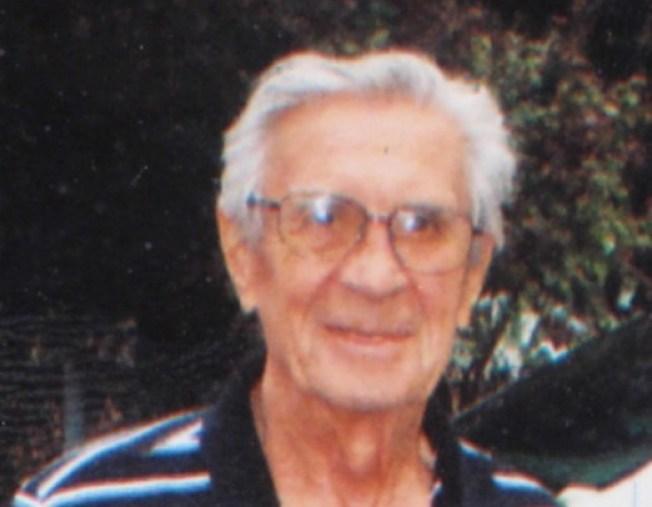 Silver Alert Issued for Elderly Vernon Man