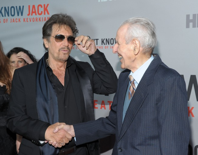 For Al Pacino, Playing Dr. Kevorkian Was a Role to Kill For