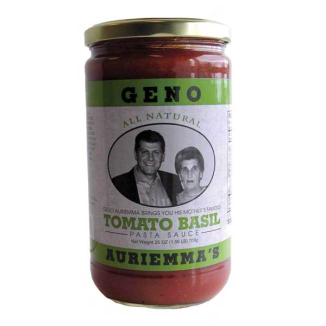 Hot Stuff! Geno and His Sauce Boil Over