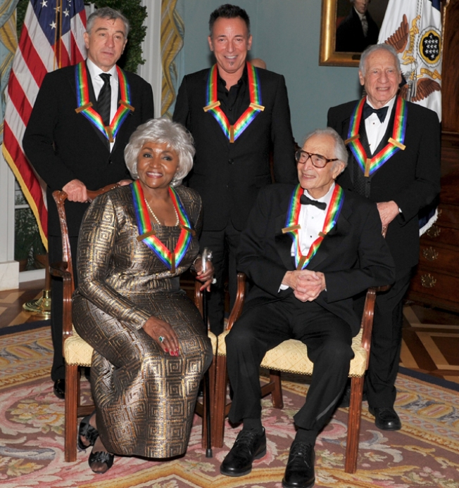 Kennedy Center Honors Springsteen, De Niro, Others